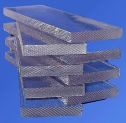 Монолитный поликарбонат прозрачный от 1.5 до 8 мм (лист 2х3м)