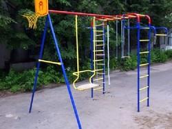Детские спортивные комплексы и качели