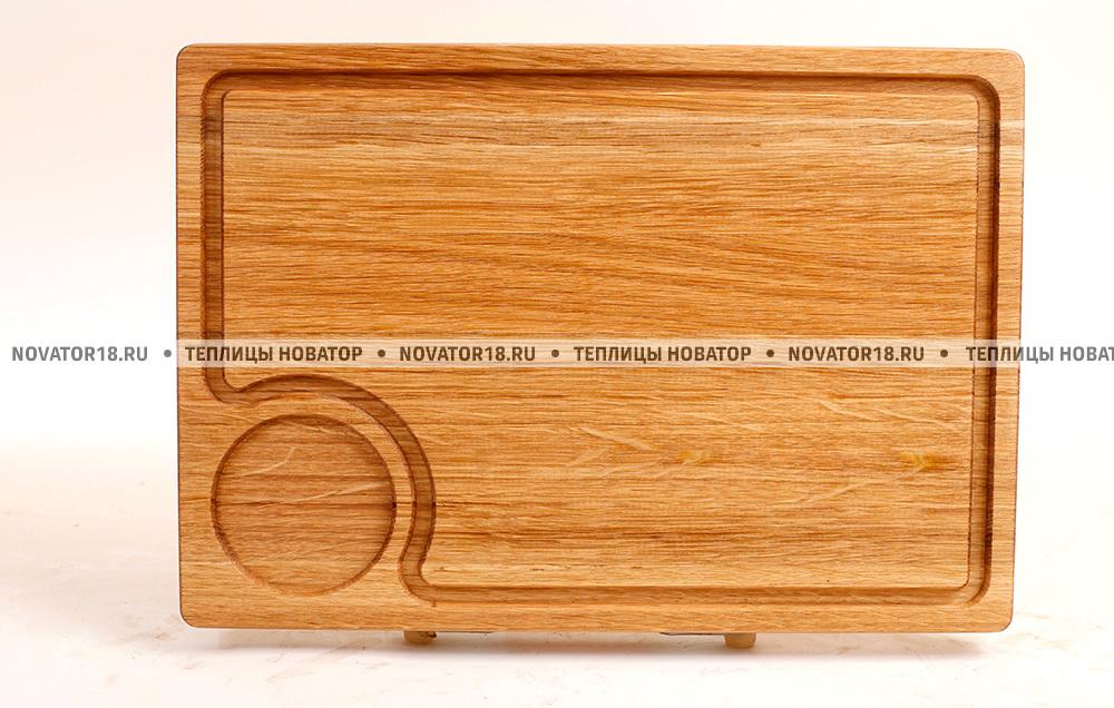 Доска для стейка из Дуба LGCB0017
