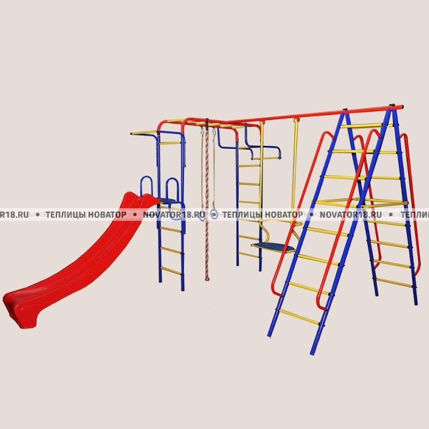 Горка для детского спортивного комплекса