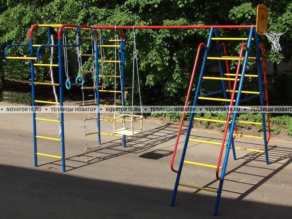 Детский спортивный комплекс «Пионер-Дачный»