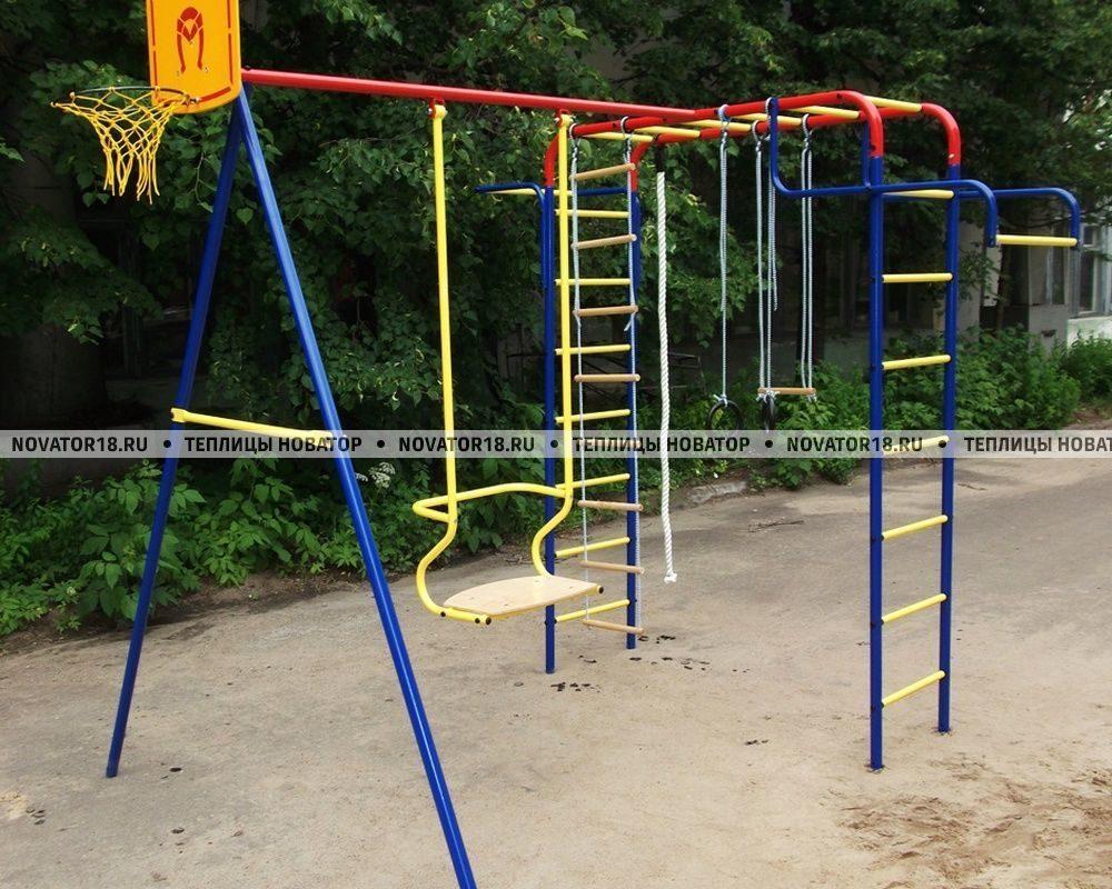 Детский спортивный комплекс «Пионер-Дачный Мини»