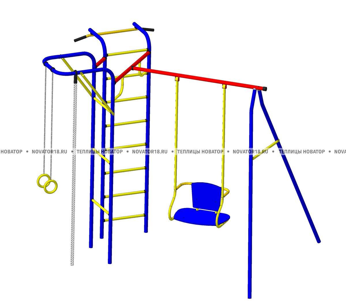 Детский спортивный комплекс «Пионер-Орленок»