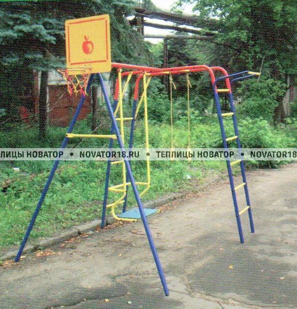Детский спортивный комплекс «Новатор-Юла»