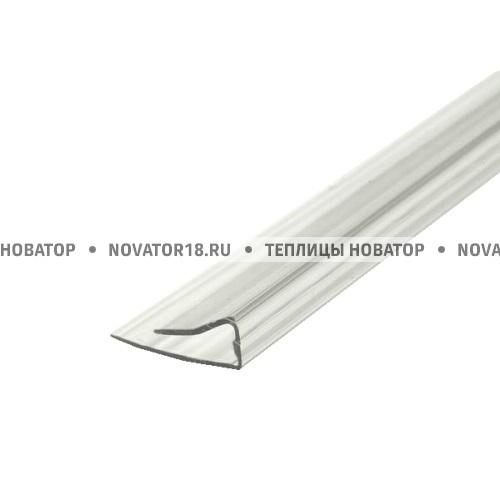 Профиль торцевой для поликарбоната 4-32 мм (2,1 м)