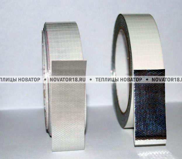 Лента герметизирующая 25 мм на сотовый поликарбонат