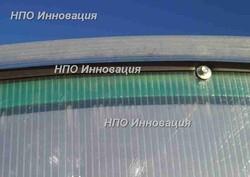 Резиновый профиль для поликарбоната